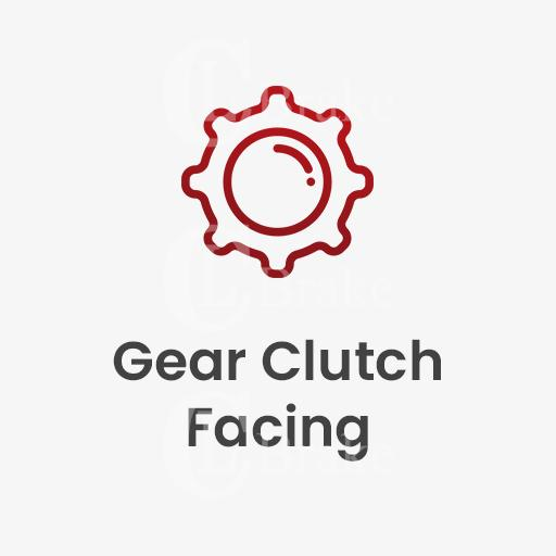 gear clutch facing